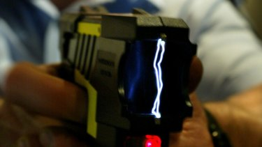 A Perth law school professor and his partner who were tasered by police won a damages claim.