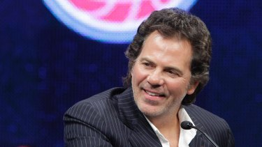 Detroit Pistons owner Tom Gores.