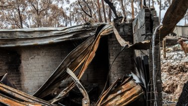 116 homes were lost in the blaze. AAMI is refusing to pay out.