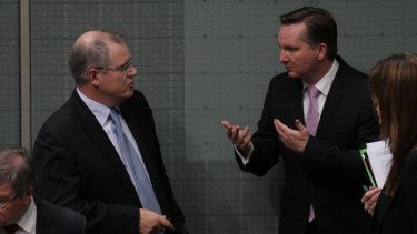 Scott Morrison and Chris Bowen went head to head in a debate on Friday.