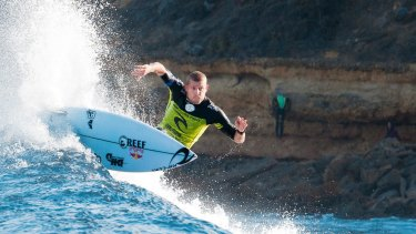 Rip Curl's singular focus on surfing drove profits more than 26.3 per cent higher in 2014-15.
