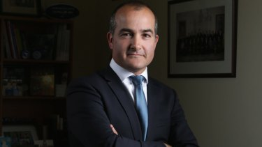 James Merlino's views are at odds with the Premier's.