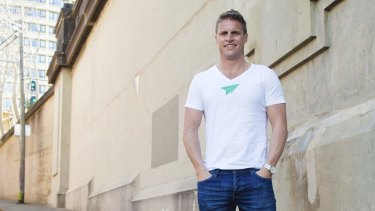 Invoice2Go founder Chris Strode says the biggest challenge is not how hard you can work, but learning how to let go.