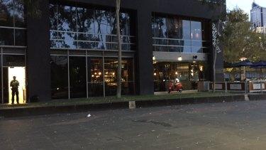 Ludlow restaurant in Southbank.