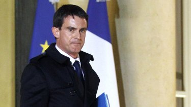 """Mistakes have been made"": French Prime Minister Manuel Valls."