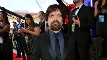 Every time George RR Martin is spotted with Peter Dinklage at some industry event fans chide him.