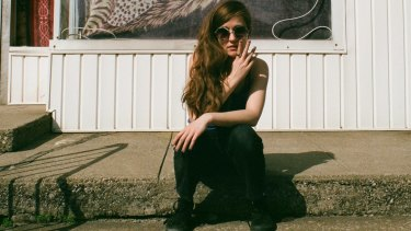 Celebratory and sad synth songs from Canadian Jessy Lanza.