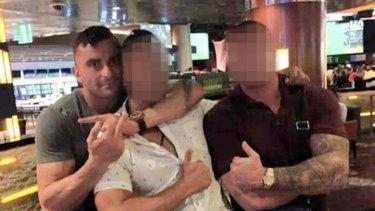 Victim: Hamad Assaad.