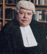 Judge Garry Neilson in 2003.