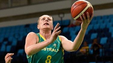Staying home: Suzy Batkovic (R).