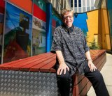Arts director Robyn Archer is guiding the changes to the Gold Coast's streetscape.