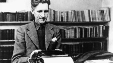 Typeset mystery: George Orwell at work