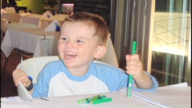 William Tyrrell vanished from his grandmother's Kendall home.