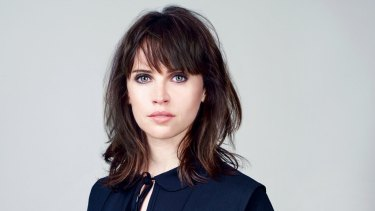 Burning Bright: No longer the next big thing, and with a clutch of films coming out, Felicity Jones is now getting all the attention she deserves.