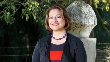 Sophie Mirabella is contesting the seat of Indi for the Liberals in the federal election.