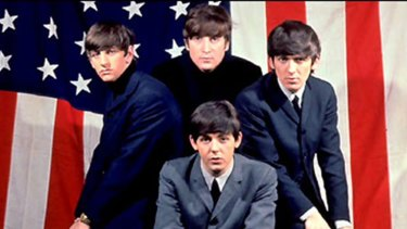 Fab Four: Their conquest of America is detailed in the Beatles doco Eight Days a Week.