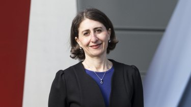 In-house land agency hikes fees: NSW Treasurer Gladys Berejiklian.