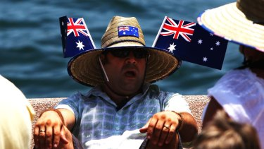 If Australia Day is about so much more than the arrival of the white man and his guns, why not move it so we get another piss-up at the dry end of the year.