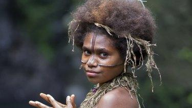 <i>Tanna</i> is told through the eyes of Wawa.