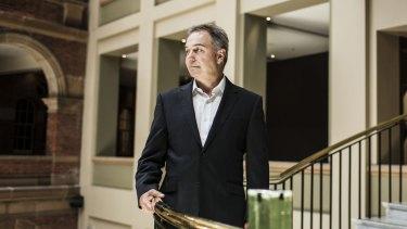 Metcash chief executive Ian Morrice.