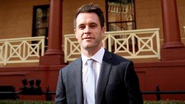 Changes will place Sydney Water under debt pressures: Labor's Chris Minns.