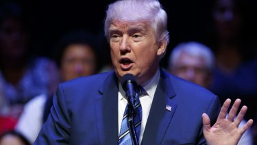 A number of Republicans want Donald Trump to drop out of the race for the White House.