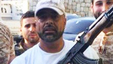 """Walid """"Wally"""" Ahmad was shot dead last April at Bankstown Central shopping centre."""