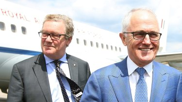Alexander Downer also revealed the contents of Malcolm Turnbull's first phone call to him after Brexit.