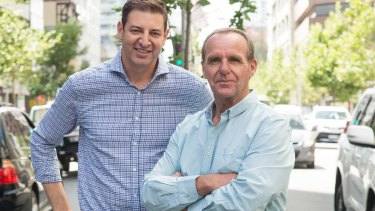 Basil Zempilas and Steve Mills have struck a chord with breakfast radio listeners in 2017.