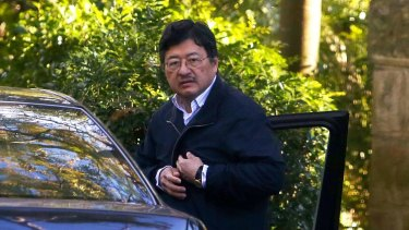 David Teoh has an estimated personal wealth of $2.2 billion.