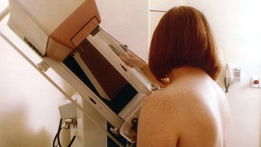 Breast cancer deaths have fallen by nearly 50 per cent since the introduction of mammography in Australia.