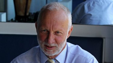 NSW Bureau of Crime Statistics and Research director Don Weatherburn.