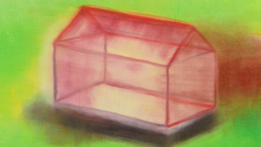 Primal energy: Miriam Cahn's bau (construction/building).