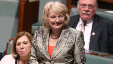 Former Coalition MP Dr Sharman Stone retired from the House of Representatives this year after deciding not to contest the July federal election.