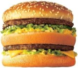 McDonald's burgers in Australia don't get taxed all that much.