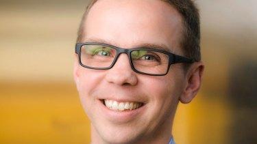 Colin Denver, SpeeDx chief executive.