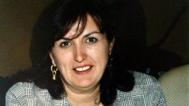 Murdered: Sydney mother Kerry Whelan.