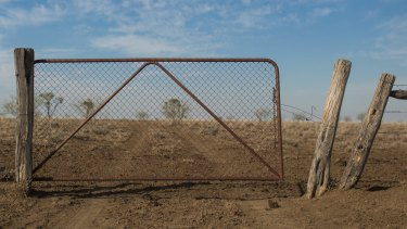 Much of Queensland has been declared drought affected.