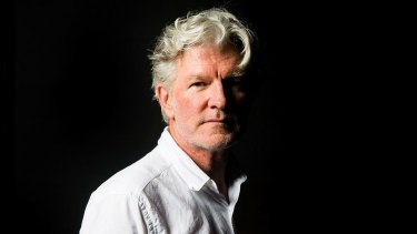 """""""I grew up in an age when boys and girls didn't have much to do with each other"""": Tim Finn."""