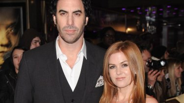 Isla Fisher and husband Sacha Baron Cohen have welcomed their third child together.