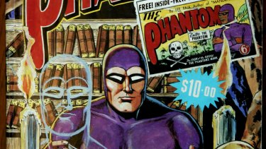 The 1000th Phantom publication.