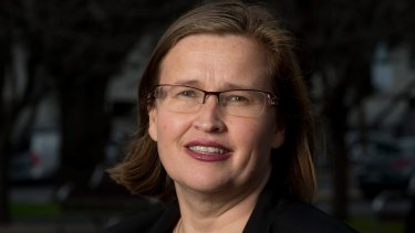 Victorian Human Rights and Equal Opportunity Commissioner Kate Jenkins.