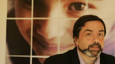 Silence is not golden, says Australian Childhood Foundation chief executive Joe Tucci.