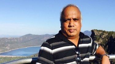 Ranjith Peiris died on Tuesday morning.