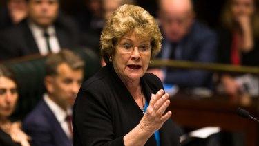 Health Minister Jillian Skinner has retired from politics.