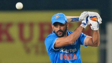 Captain Cool: MS Dhoni is stepping down as one-day skipper.