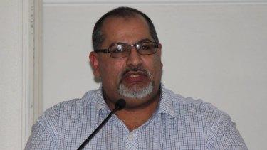 Islamic Council of Victoria secretary Ghaith Krayem.