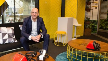 CommBank national manager retail Jerry Macey says loyalty is an opportunity to build a relationship of trust with customers.