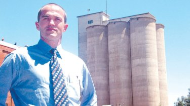 Twynam Agricultural Group operations director Johnny Kahlbetzer in 2005.