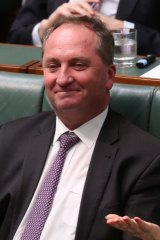 Deputy Prime Minister Barnaby Joyce has welcomed the news that the project could be scrapped.